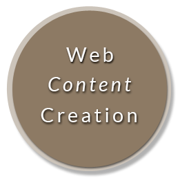 Content Creation for Website Design