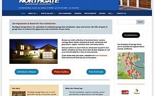 Northgate Garage Door