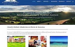 Dr. Lynne Hinkle, ND-PA-C